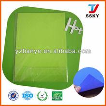Transparent A4 plastic PVC binding cover