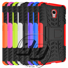 Top Selling Durable heavy duty armor kickstand TPU+PC 2 in 1 case For Lenovo Vibe P1 hard case fast delivery