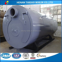 2015 New Condition and 8 ton/h Industrial WNS oil (gas) fired Steam Boilers