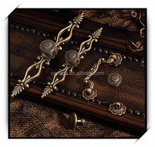 Kitchen wardrobe accessories nice design zinc alloy pull handle