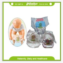 pulls up baby diaper/ baby diaper production line
