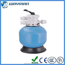 Davey factory price top mount fiberglass sand filter for swimming pool