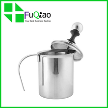 Wholesale Kitchen Appliances Milk Coffee Makers Stainless Steel Electric Milk Frother, Automatic Milk Frother Cup