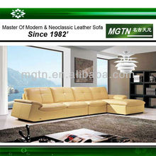 Modern Sofa Collection Imported Leather Sofa 1200