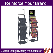 Custom Metal Chocolate Display Rack Dismountable Chocolate Display Stand, Candy Display Rack