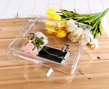 New Fashion PVC Transparent Bag Clear Handbag Tote Shoulder Bag Cross Bag SV016234