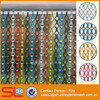 Double Hook Chain Link Metal Decorative Curtain