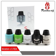 Best selling 2015 newest Mini rdas Mutation x S/ Mutation mini x v4 rda clone/mini mutation xs in stock wholesale