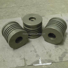 high quality casting piston for bottle blowing compressor industry