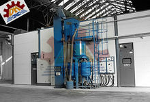 Newly Technique Multi-functional Sandblasting Machine /Stone Sandblasting Machine /Automatic Sandblasting Machine , ISO,9001