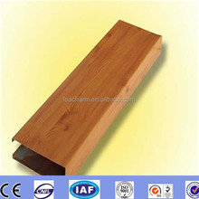Cheap roofing materials hall decorative faux wood beams