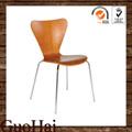 De colores de madera curvada conferencia h-110 silla