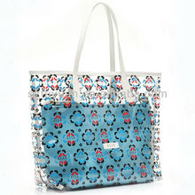 china supplier wholesale best Selling Fashion pvc beach bag
