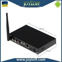 Smart android TV tuner box for LCD monitor
