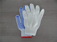 cotton cloth working gloves half finger knit gloves half finger knit gloves