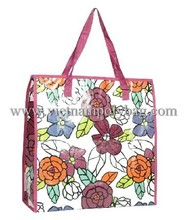SGS passed shopping pp woven bag