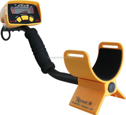 High Sensitivity Target ground gold detector with Three Detect Mode and Large LCD Display