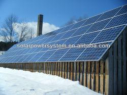 Bestsun Hot sales 5000W solar power motorcycle