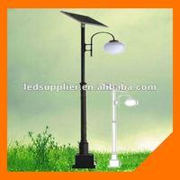 alibaba china 20W Energy Saving Garden Light Solar High Efficiency Lighting Fixture IP65
