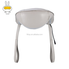Fittop U shape Patent neck massager intelligent control electric neck massager