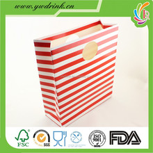 shops store gift handle paper hand bag