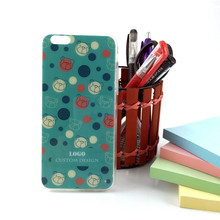 Custom design image painting cover for uv oil iphone 6 phone case