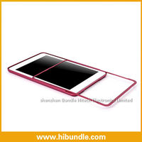 High quality Aluminium Metal Bumper Case for iPad Mini