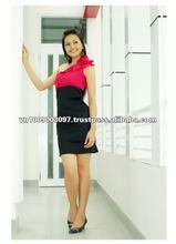 Hot 2012! The latest career dress designs