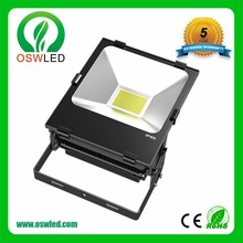 high lumen meanwell driver 200 watt led flood light