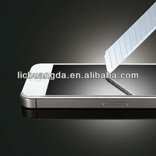 Explosion-proof tempered glass screen protector for iphone 5s