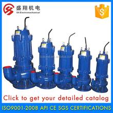 China Durable Suction Submersible Vacuum Sewage Truck Pump