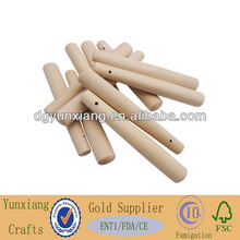 fashion functional more shape wooden stick wooden handle