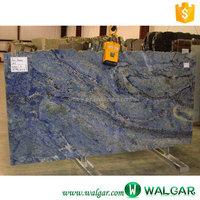 Brazilian labradorite blue raw granite slab