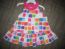 clothing stores wholesale fashion design baby girls dress baby girls colourful dresses