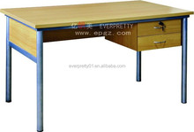 Cheap and Practical Wooden OfficeTeacher Table for teachers,Single Wooden Teacher Table