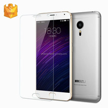 Factory direct! honest 0.2/0.33/0.4mm Tempered Glass Screen protector for mobile Meizu Note 2 & tablet full models