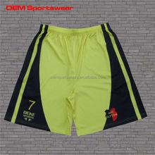 Dry fit latest cheap shorts soccer uniform