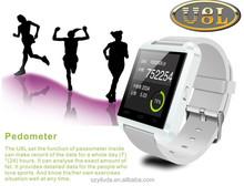 ذكية ووتش u8 1, 44 بوصة u8 smartwatch اليد عرض ساعة اليد المحمول الروبوت