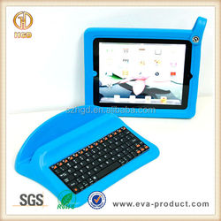 New trendy shockproof case for iPad /for iPad case with keyboard