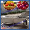High capacity energy saving vegetable washing equipment