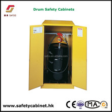 Oil Drums safety cabinets for paint,ink,gasoline ,petrol drums storage