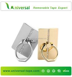 Promotional gift Universal metal ring phone holder, funny cell phone holder for desk