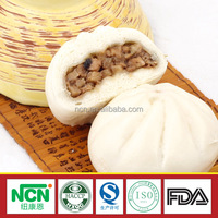 Hot Sell Frozen Stuffed Three Diced Bun Chinese traditional food dimsum