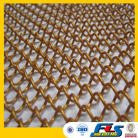 Decorative Metal Coil Drapery/Architectural Mesh(Factory Price)