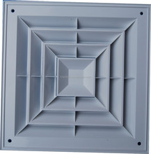 Ceiling Pvc Air Vent 300*300mm