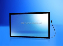 17 inch infrared Multi touch screen,ir touch frame smart tv,flat touch screen panel