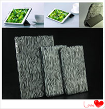 for ipad mini 2 protective case, fashionable zebra pattern case for ipad mini2