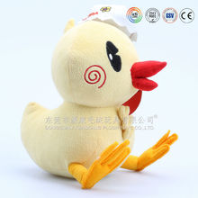 OEM factory direct sale chicken plush toys for kids