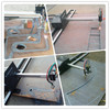 cutting circle/square portable cnc machine