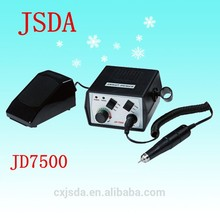 JD7500 dental grinding machine electric denture cleaner with CE and RoHS